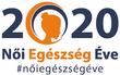 Női egészség éve logo